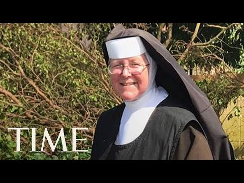 This Chainsaw-Wielding Nun Is Helping Miami Recover From Irma, Cleaning Up Downed Trees | TIME