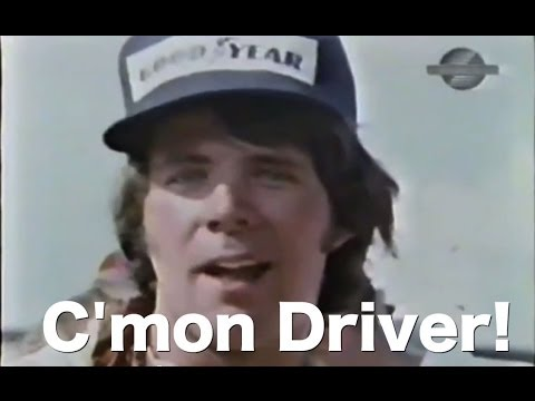 C'mon Driver! Moran Hill Hurwitz NASCAR Country music