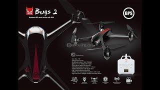 Инструкция MJX Bugs 2 квадрокоптер с GPS и Full HD 1080P WiFi камерой