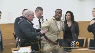 Suspect In Cold Case Murder Lashes Out In Court