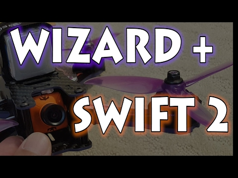 eachine-wizard-runcam-swift-2-flight-demo