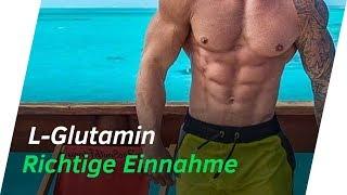L-Glutamin - Was ist das & Was bewirkt es?   Andiletics