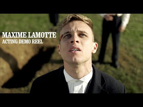 Maxime Lamotte - Acting Demo Reel
