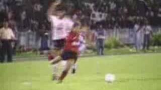 Vitória 2 x 1 Corinthians - Brasileiro de 93 - Gol de Alex Alves