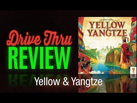 "[DriveThruReview] #633: ""Yellow & Yangtze Review"""