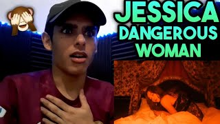 💀 SHE DESTROYED MY SOUL! JESSICA JUNG - DANGEROUS WOMAN COVER REACTION
