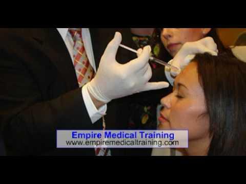 Botox Training - Empire Medical Training - YouTube