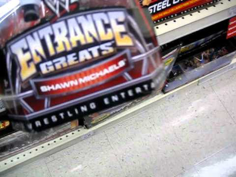 wwe and tna items at  toys r us