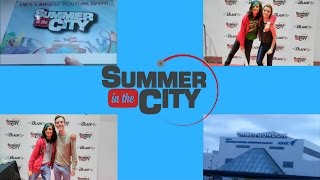 Summer in the City 2016 Vlog - Doing the Thing!