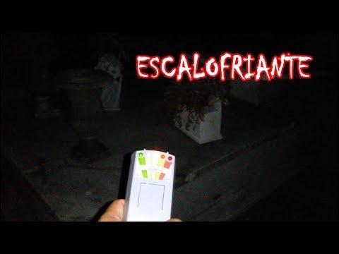 """""""Ya Vete"""" Psicofonía en un Cementerio Uruguay Paranormal"""