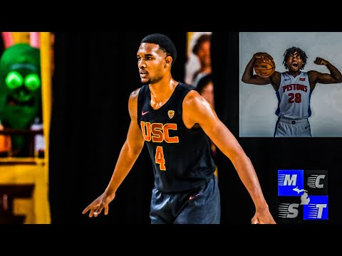 Can Evan Mobley Fit w/ Isaiah Stewart & Detroit Pistons?