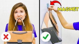 22 HACKS THAT WILL MAKE EVERY GIRL