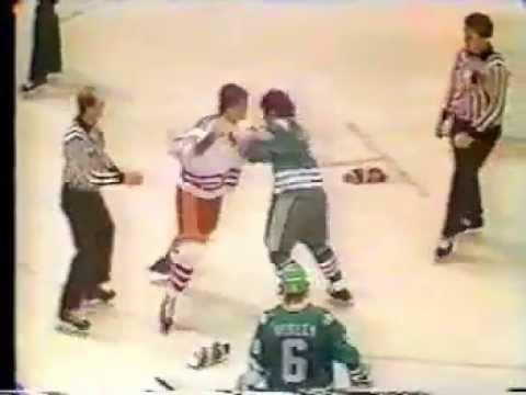 Ed Hospodar vs. Garry Howatt