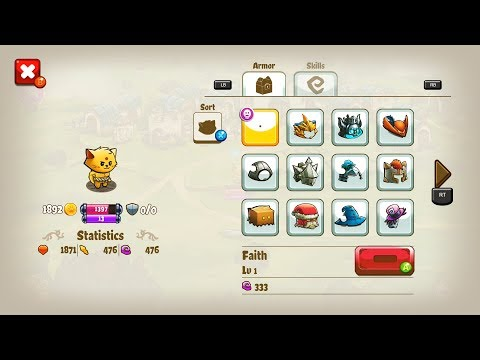 Cat Quest: The Golden Key and The Legendary Set