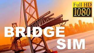Bridge Construction Simulator Game Review 1080P Official Aidem MediaPuzzle 2016