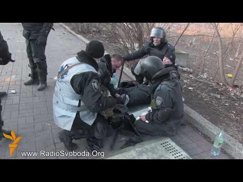 Kiew: Zwei Seiten der Gewalt [Videos aus YouTube]
