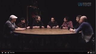 SteamVR Developer Roundtable – Session 2