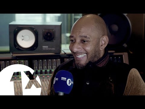 Tiffany Calver interviews Swizz Beatz in...
