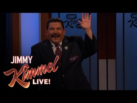 Kimmel Staffers Share Guillermo Stories For His Birthday