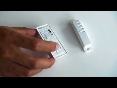 KlikAanKlikUit Contactsensor Draadloos AMST-606