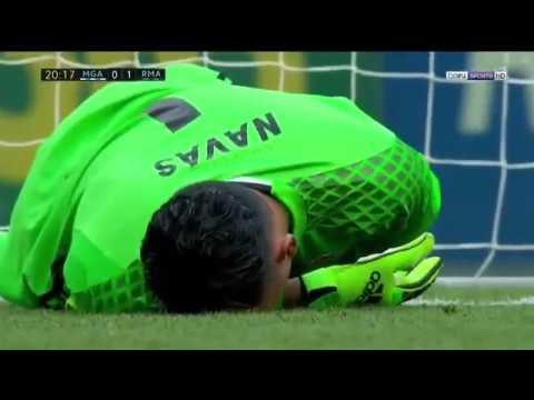 Keylor Navas INSANE SAVE  OF THE SEASON