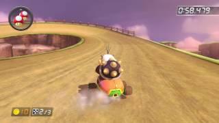 N64 Yoshi Valley - 1:54.682 - HD ◆ SFX (Mario Kart 8 World Record)