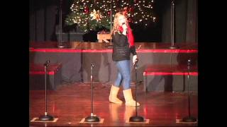 "Kincaid Gooch Callie Solo ""Put A Little Holiday In Your Heart"" Christmas 2011"