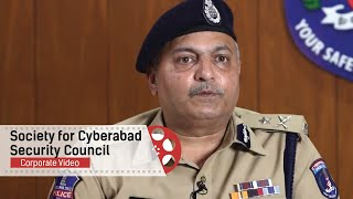 Society for Cyberabad Security Council (SCSC) | Corporate Video