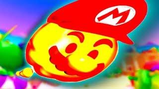 SUPER FIREBALL GUY | Super Mario Odyssey Gameplay [Part 11]