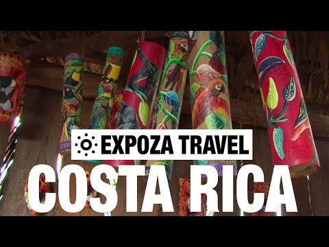Costa Rica (Central-America) Vacation Travel Video Guide