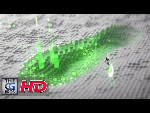 """CGI VFX Spot : """"Data to Design: Zante"""" – by Aggressive.tv"""