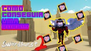 Roblox- SWORDBURST 2 COMO CONSEGUIR AURAS DE GRAÇA!!!