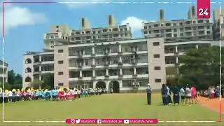 إخلاء المدارس بعد زلزال في تايوان