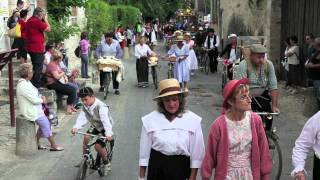 preview picture of video 'Fête de la moisson à Provins 26 août 2012'