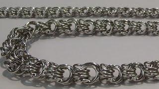 Мужские плетения цепочек из серебра