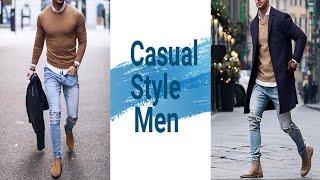 Casual Style Men | Best Styles For Men 2020