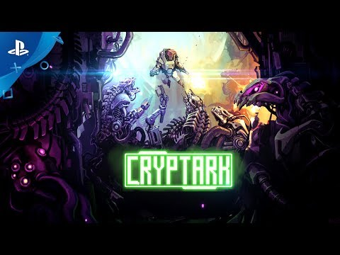 Cryptark - Launch Trailer | PS4 thumbnail
