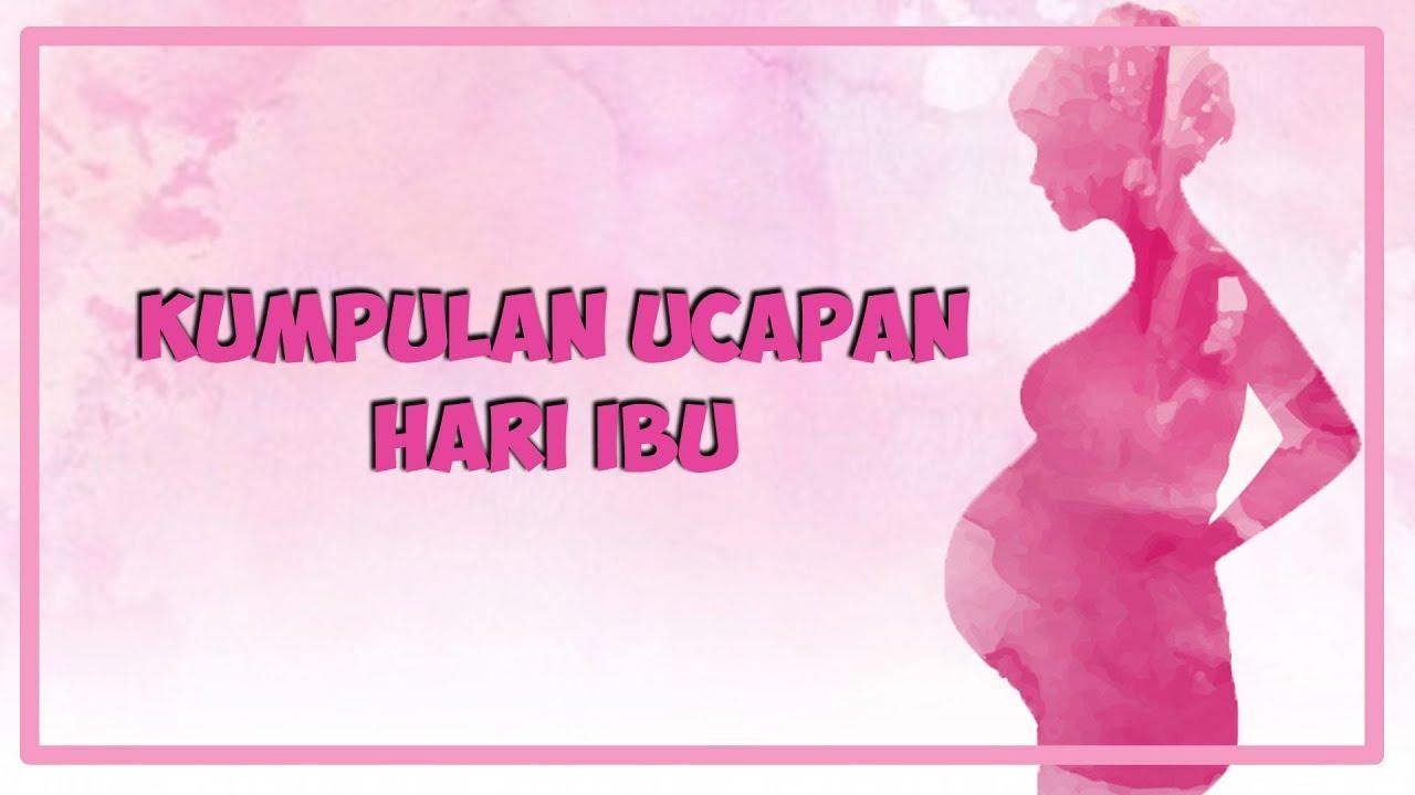 Kumpulan Ucapan Hari Ibu Dalam Bahasa Inggris Dan Indonesia Pas
