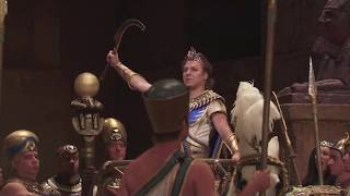 Giuseppe Verdi - Aida - Triumphal March - The MET 15.12.2012