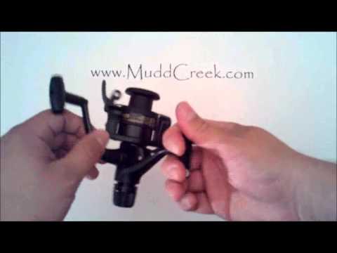 Shimano IX2000R Spinning Reel Review by MUDD CREEK