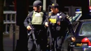 Two Police Officers Shot In Down Town Seattle!