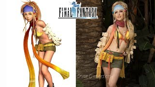 Prettiest Final Fantasy Characters In Real Life | Star Detector