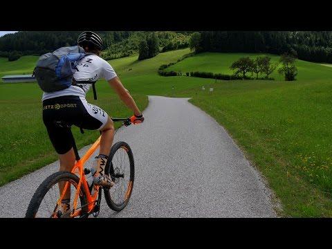 Mountainbiken in Frankenfels