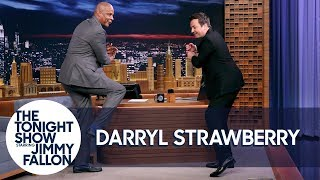 Darryl Strawberry Texts His Name with a Strawberry Emoji