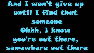 Somewhere Out There By Action Item (lyrics)