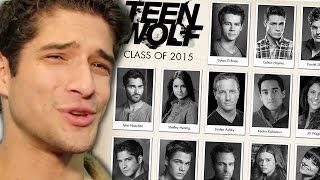 Teen Wolf Most Likely To & Dylan O'Brien's Man Crush
