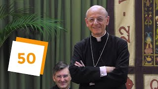 50th Anniversary of Priestly Ordination of Msgr. Fernando Ocáriz