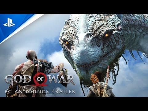 God of War (2018) erscheint für PC