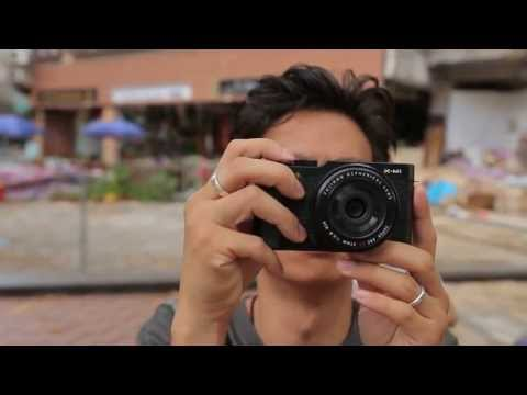 Fujifilm X-M1 - Hands-On