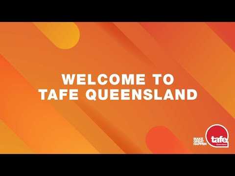 Getting started at TAFE Queensland